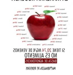 , Lista de Frutas y Verduras Más Fumigados durante su Cultivo