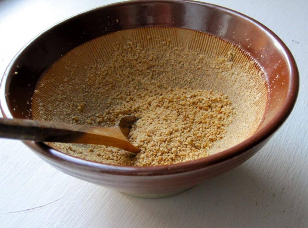 , Gomasio, un nutritivo sustituto de la Sal