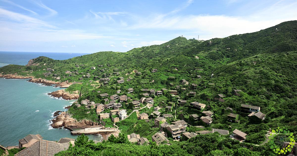 , La Naturaleza reclama su lugar en esta Isla abandonada de China.