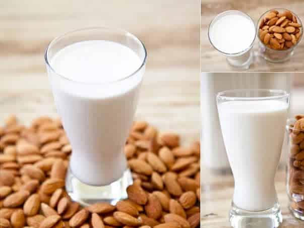 , Cómo hacer leche de almendras