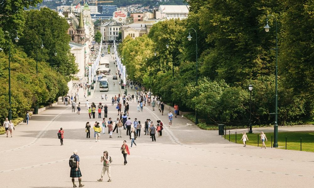 , Oslo prohibirá los coches en el centro la ciudad para 2019