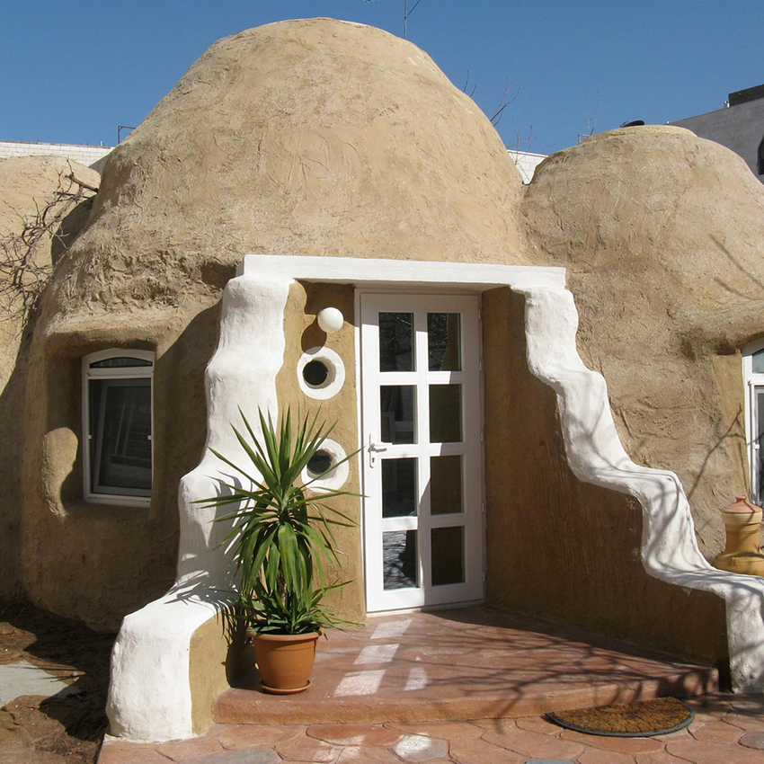 , Se aprobó en Argentina la construcción de casas de adobe