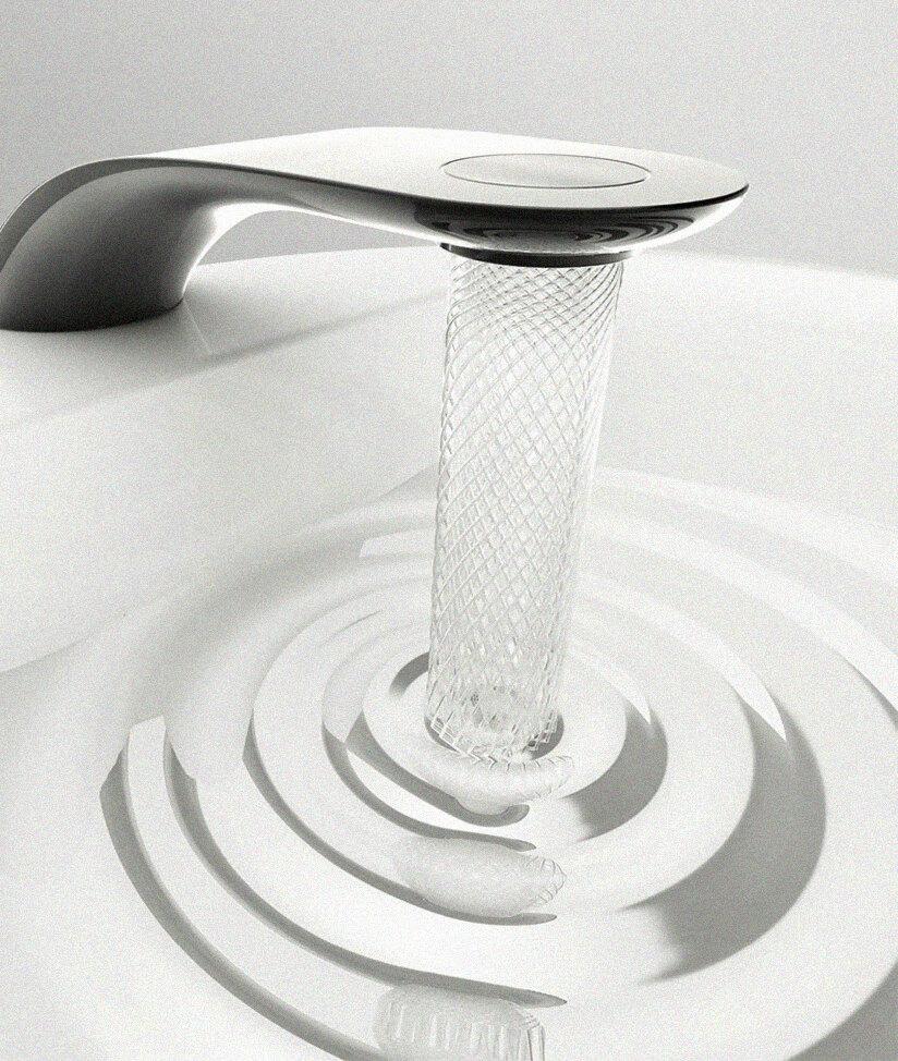 Este estudiante de diseño encontró una creativa forma para ahorrar agua