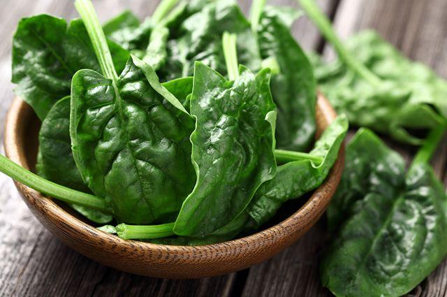 Beneficios de la espinaca, 10 beneficios y propiedades de la espinaca