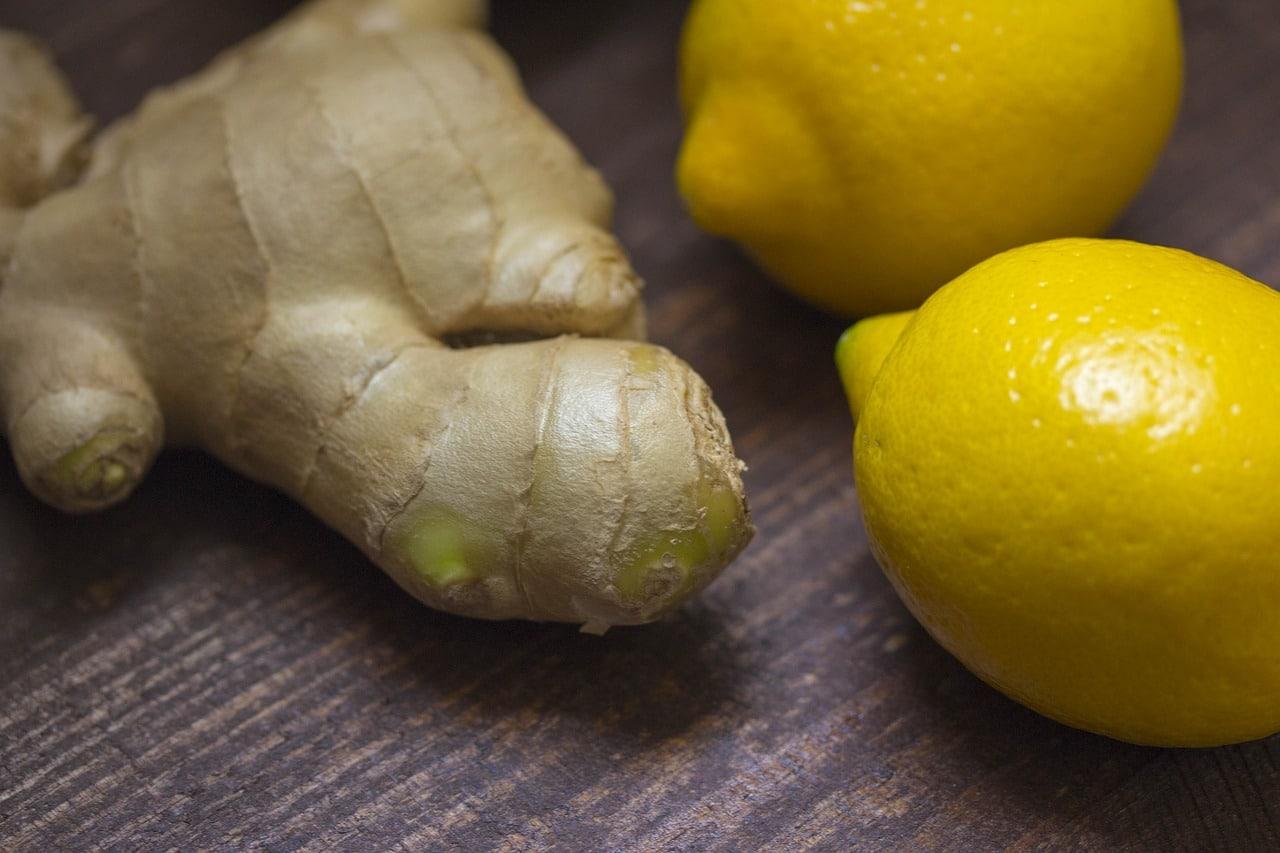 , Beneficios y propiedades del té de limón con jengibre