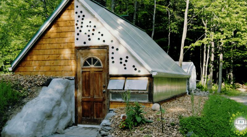 , Construye un invernadero subterráneo para cultivar alimentos sanos todo el año
