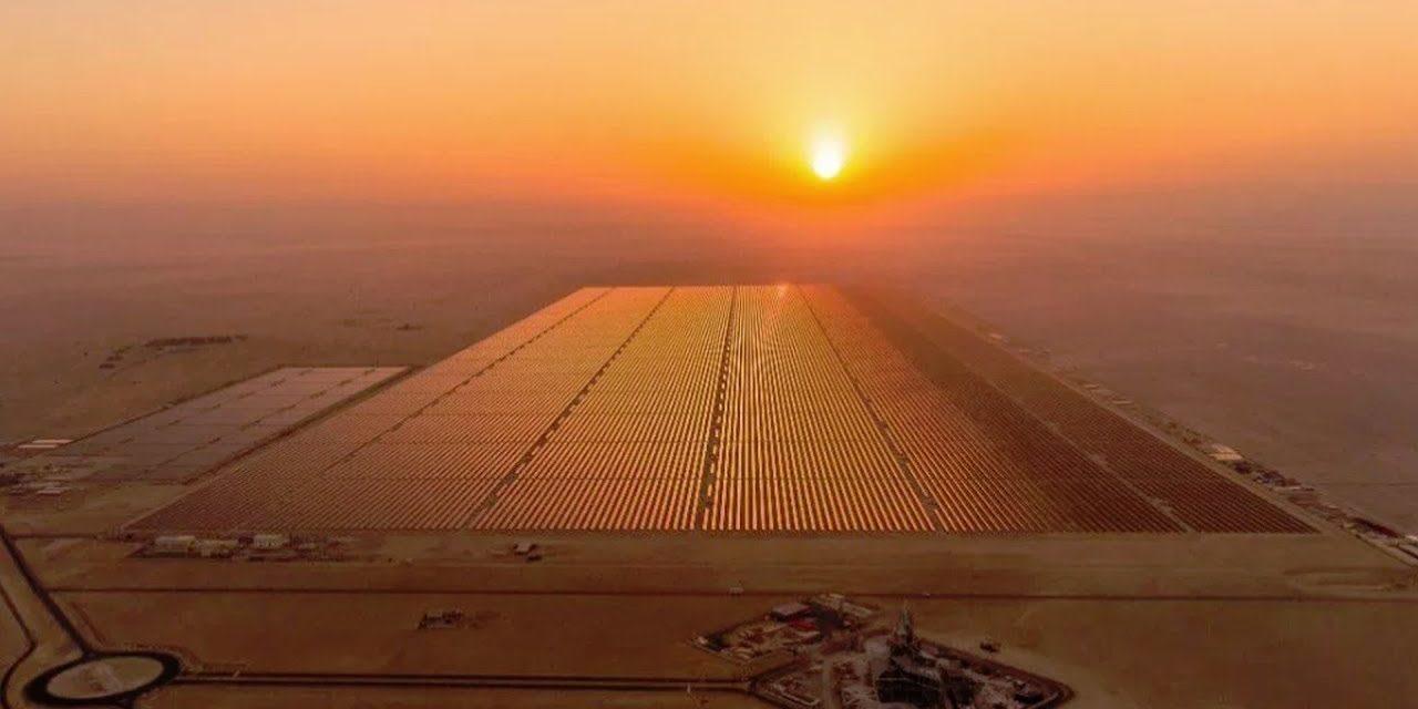 Se inaugura en Egipto la mayor planta solar del mundo