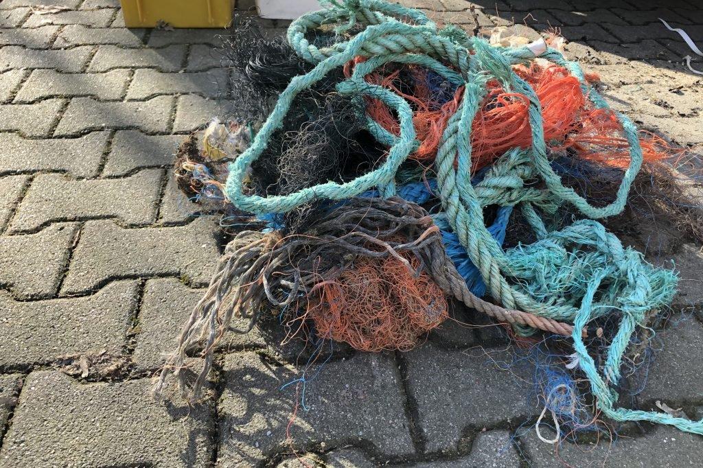 Residuos, Residuos plásticos marinos se convierten en combustible