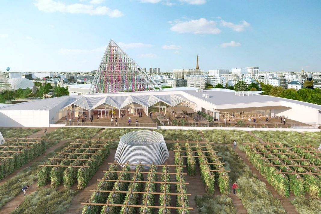 París tendrá el huerto urbano más grande del mundo con 14,000 m²