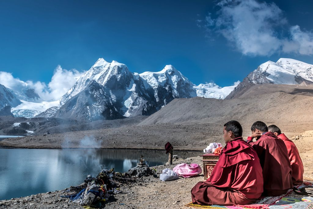 El estado de Sikkim en la India prohíbe los agrotóxicos, La vida silvestre, los cultivos y el turismo florecen.