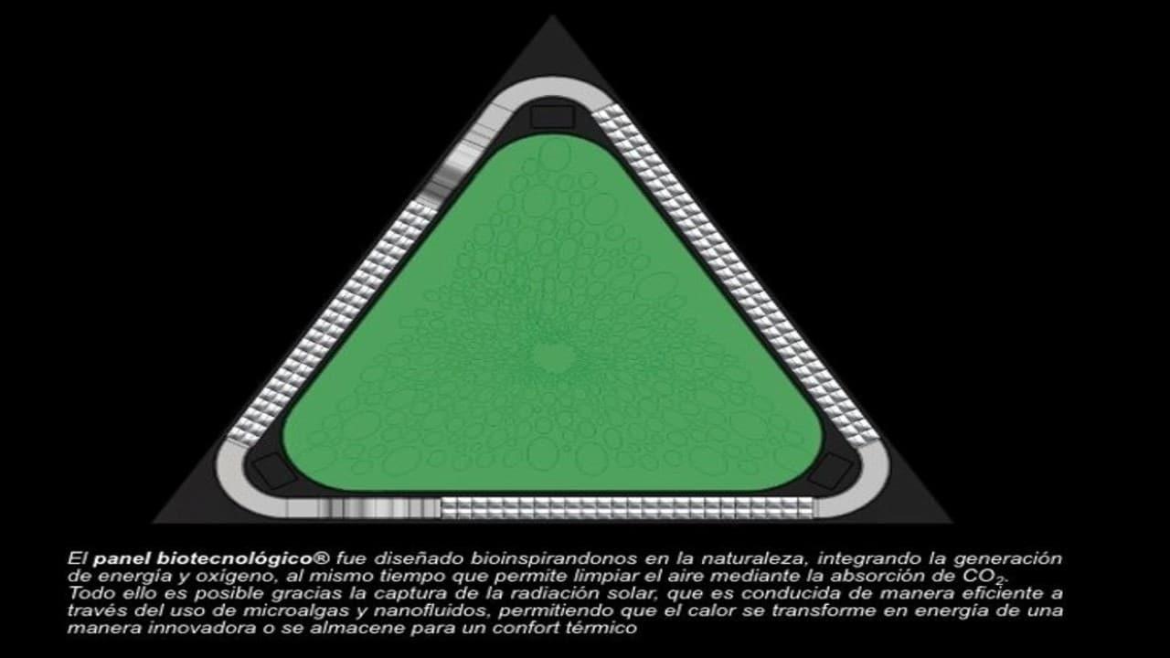 paneles solares biodegradables