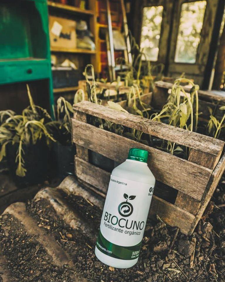 , Jóvenes Argentinos crearon un fertilizante 100% Orgánico