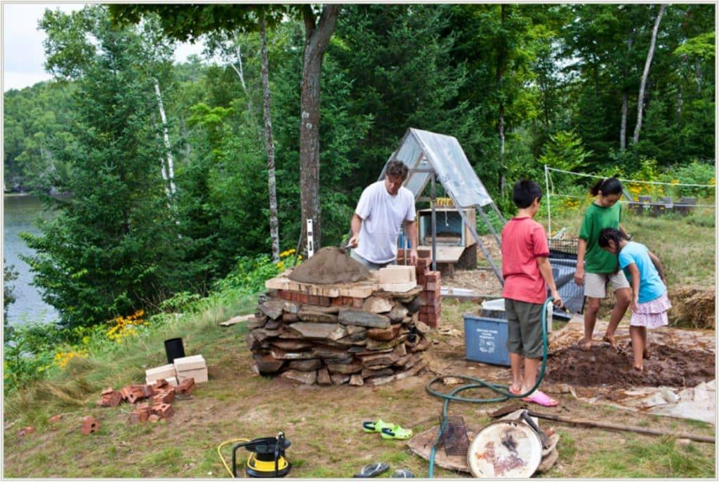 , Guía Completa: Construye tu propio horno de Barro de alta eficiencia.