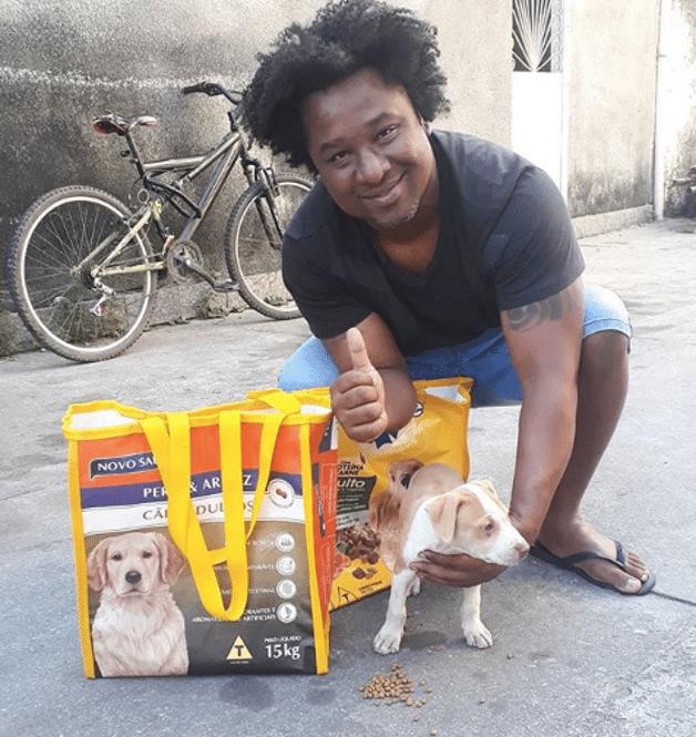 , Crea Bolsas sostenibles y ayuda animales de la calle