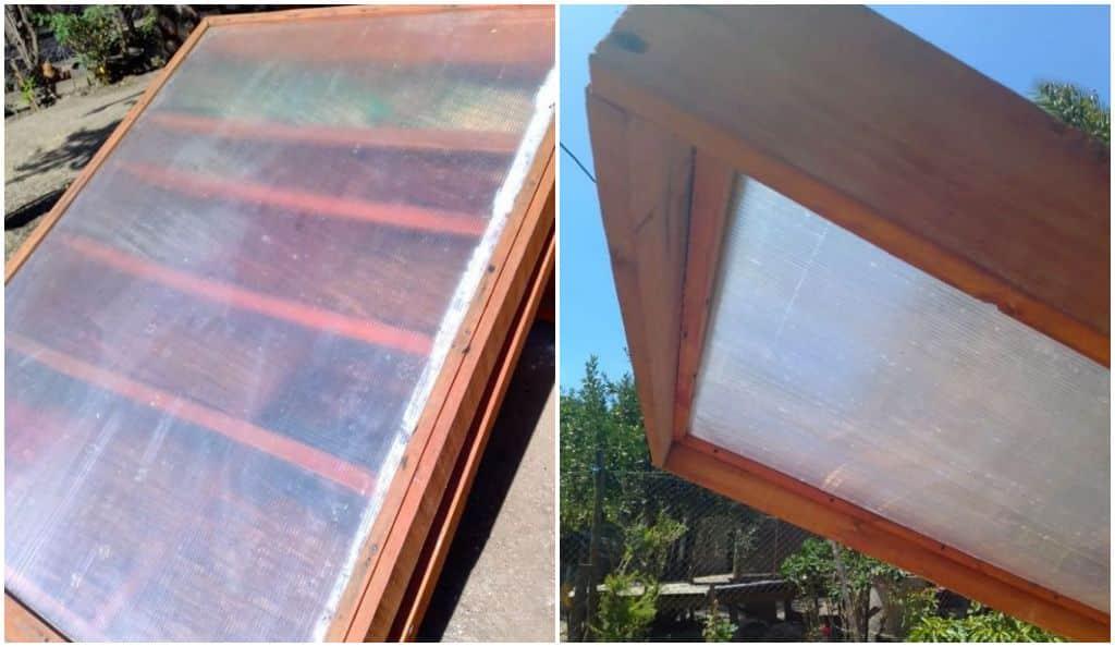 Como Hacer Un Deshidratador Solar en Casa, Guía paso a paso con Fotos