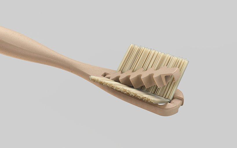 Everloop: el cepillo de dientes sostenible con cerdas reemplazables