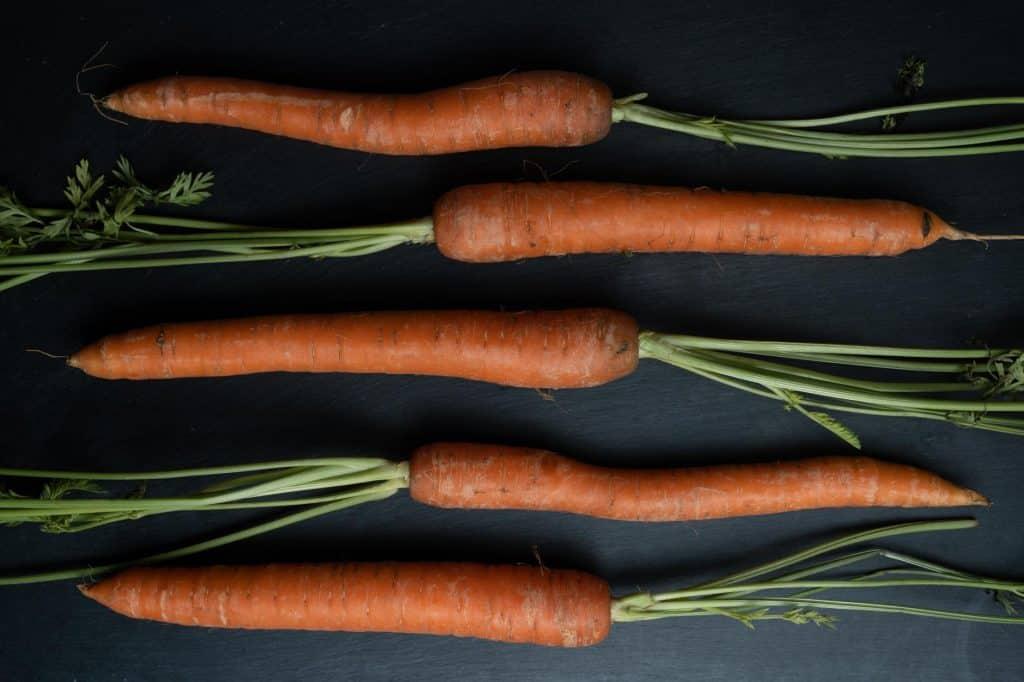 La Zanahoria y sus Propiedades Medicinales