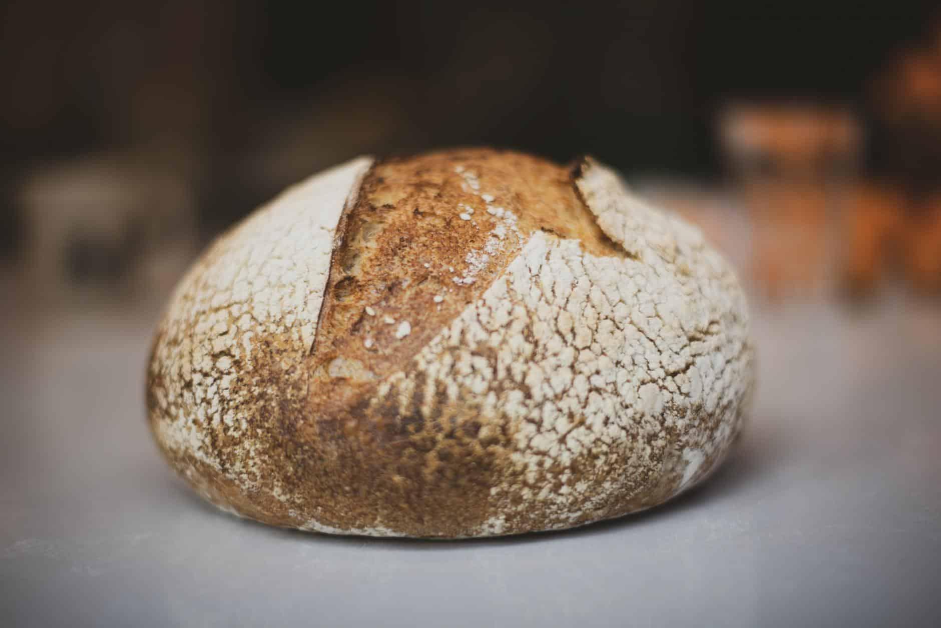 ¿Por qué el pan de masa madre es uno de los panes más saludables?