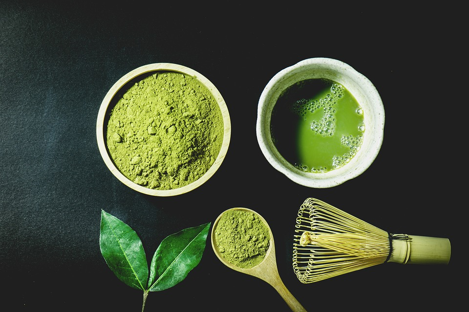 ¿De qué está hecho el té matcha?