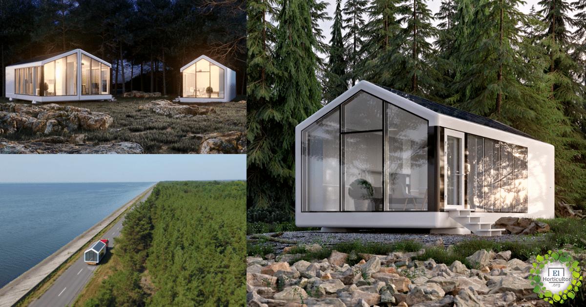 , Estas casas impresas en 3D autosuficientes generan su propia electricidad y agua