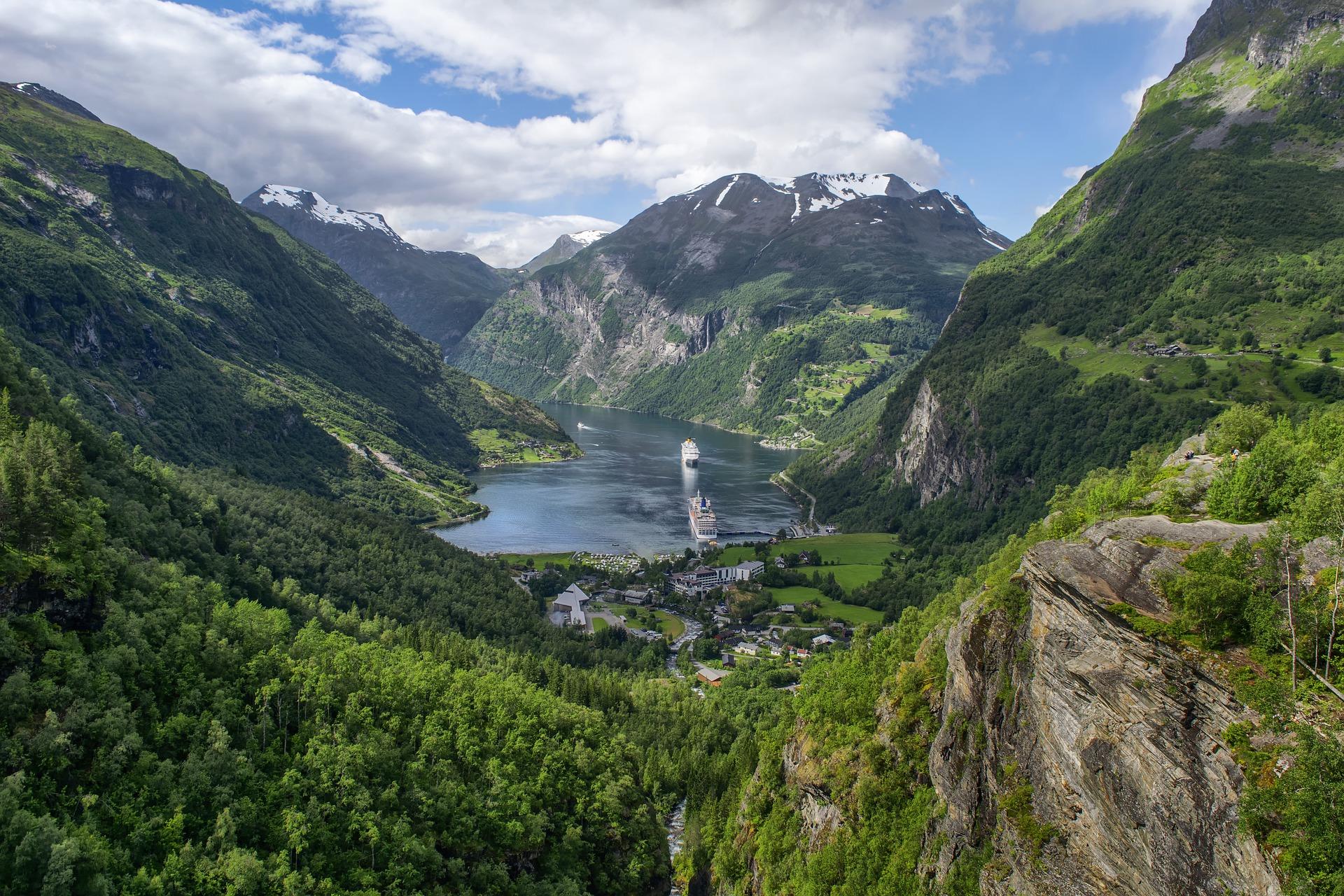 , Noruega se convierte en el primer país del mundo en prohibir la deforestación