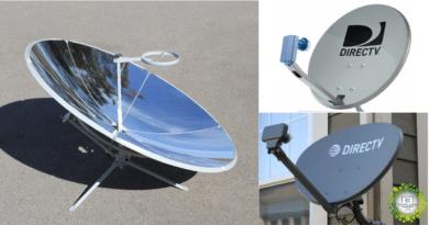 , Cómo hacer una cocina solar reciclando antenas satelitales