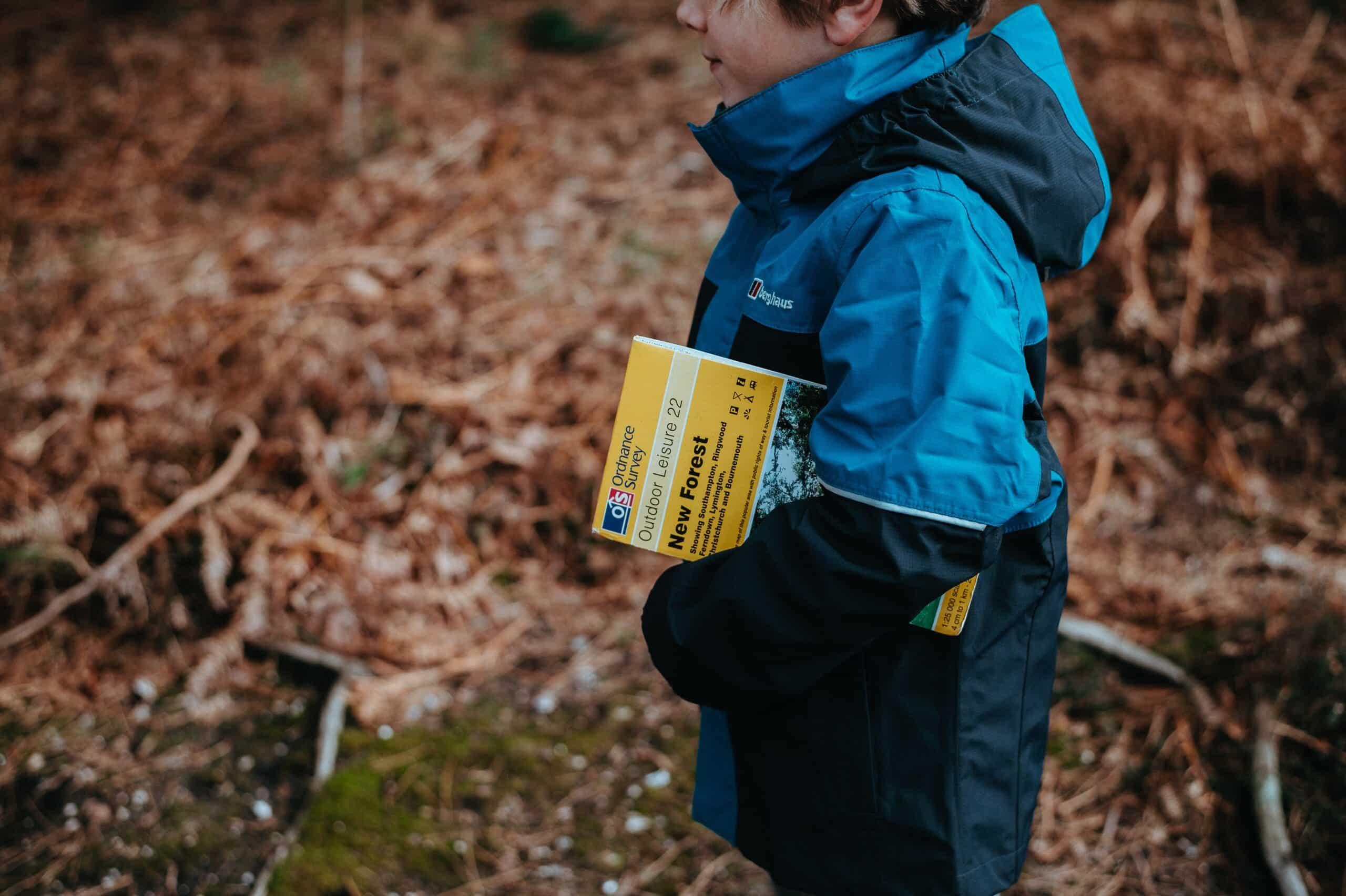 , Escuelas bosques, en Dinamarca los niños estudian en la naturaleza