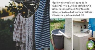 , Cómo reutilizar fácilmente el agua de su lavadora