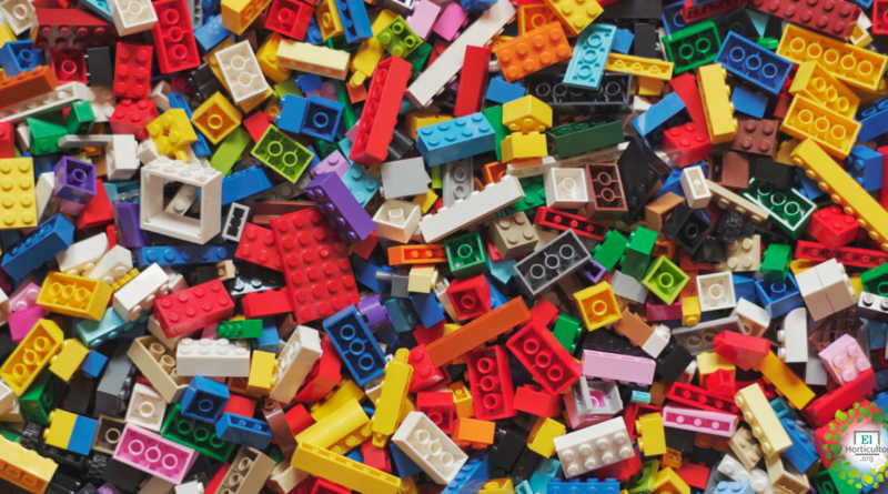 , ¿No más legos de plástico? La empresa busca material 'sostenible'