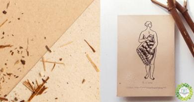 , Fabrican papel a partir de plantas Invasoras
