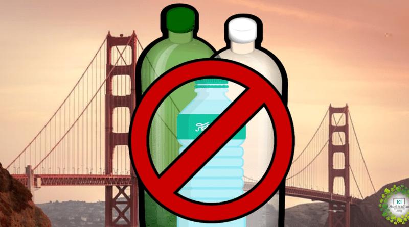 , San Francisco se convierte en la primer ciudad en prohibir la venta de botellas de plástico