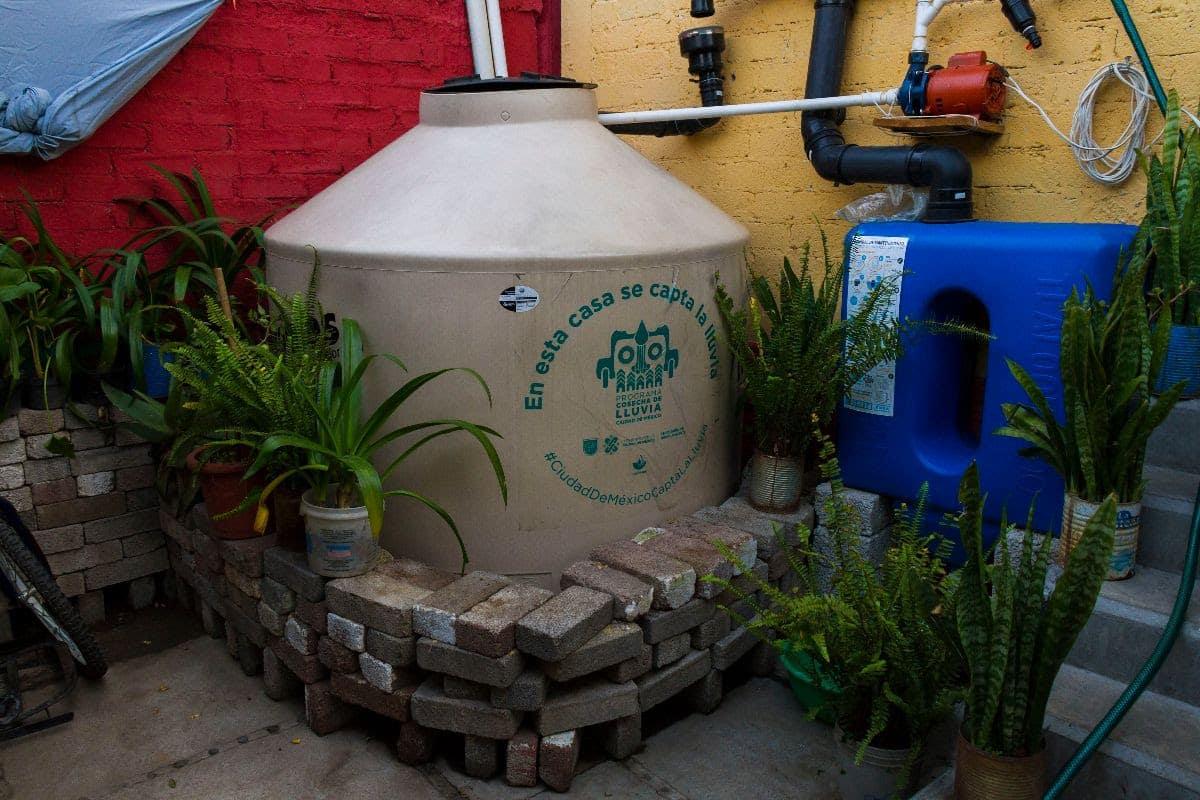 , ¿Crees que las casas deberían tener sistemas de recogida de agua de lluvia?