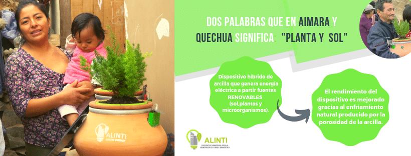 , Esta maceta creada por un Peruano produce energía eléctrica