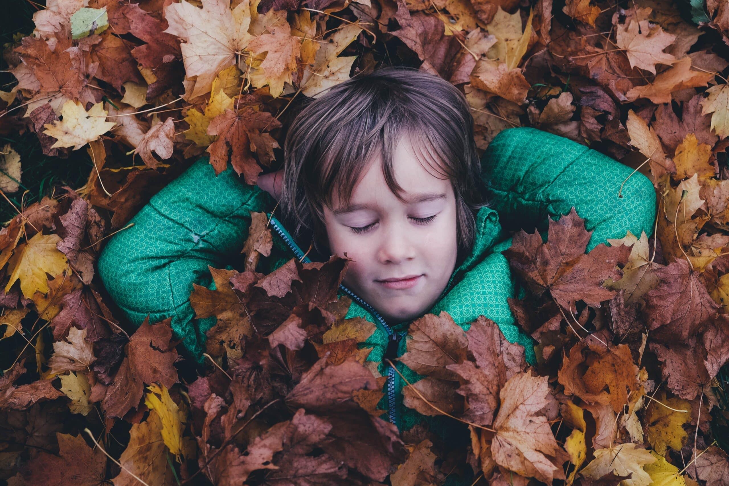 , Estudio: Los niños que crecen rodeados de naturaleza se convierten en adultos más felices