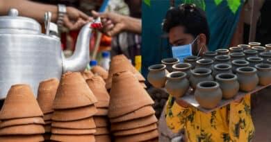 , En la India se servirá el té en tazas de arcilla para reemplazar los vasos de plástico