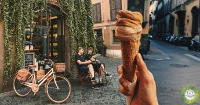 , Ciudad Italiana regala cerveza y helado a quienes viajen en bicicleta o transporte público