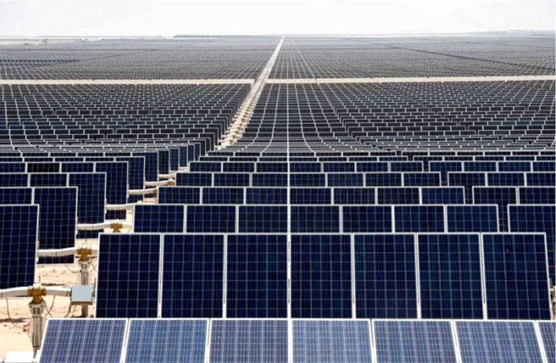 , El proyecto de energía renovable más ambicioso del mundo