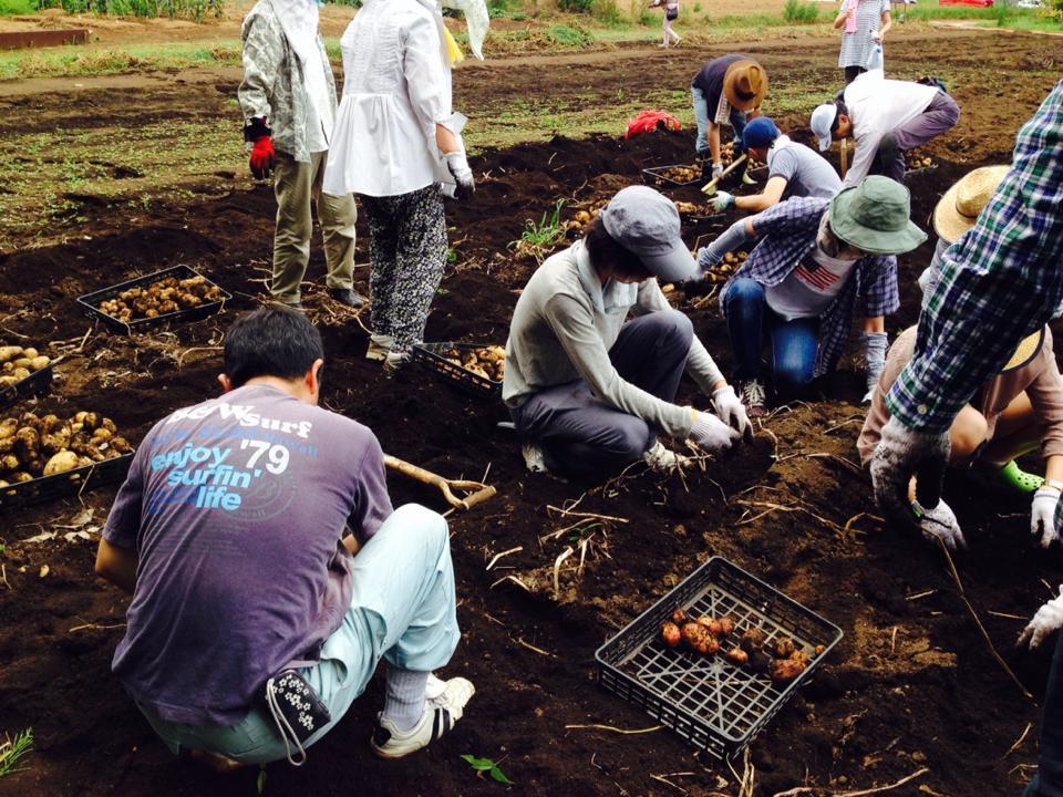 , Kiyoko ayuda a personas sin hogar a cultivar alimentos y tener confianza en sí mismas