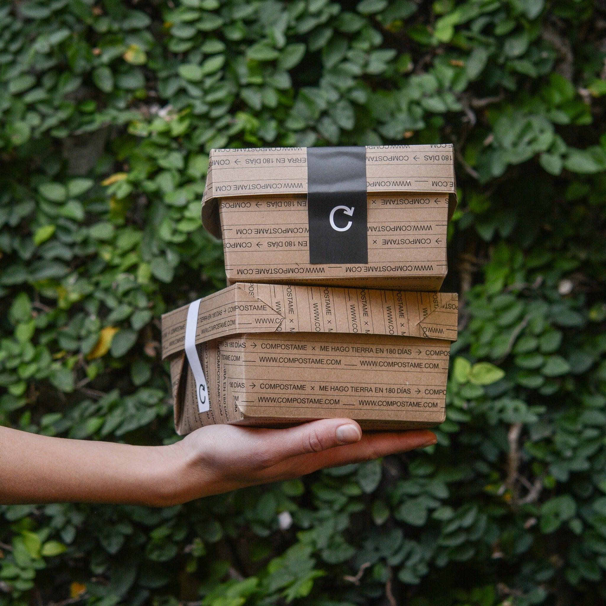 , Argentinas crean Eco-packaging que se degrada en 180 días