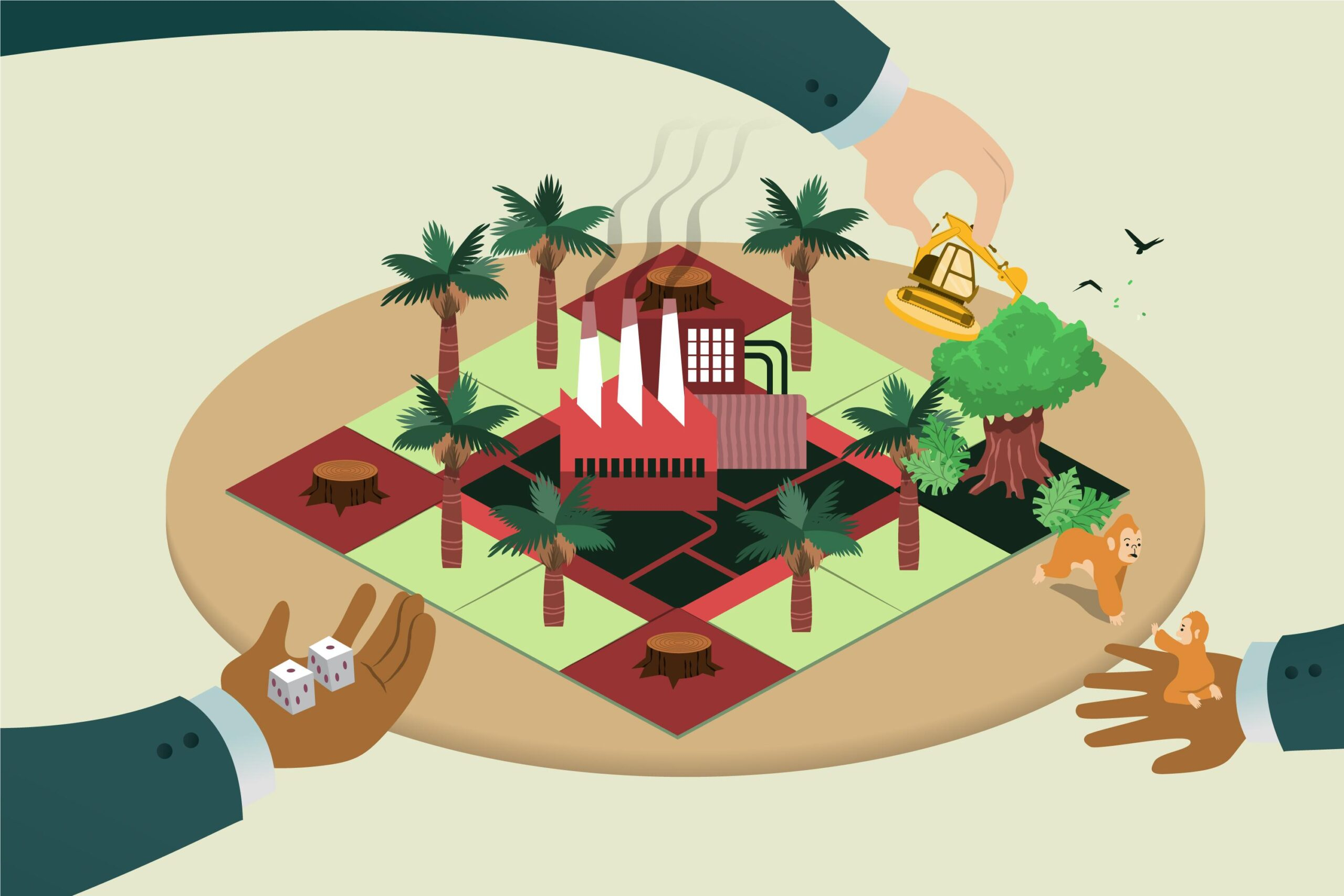 , Científicos inventan alternativa al aceite de palma para frenar la destrucción en las selvas