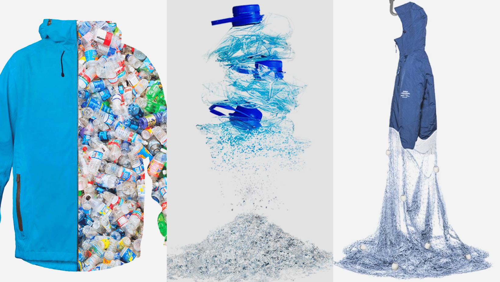 , Empresa española convierte basura recolectada del océano en ropa hermosa