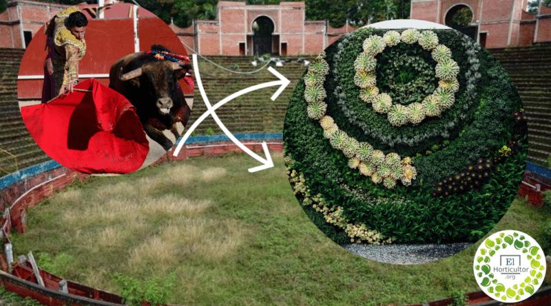 , La Plaza de Toros Colombiana que ahora se convertirá en un Mega-vivero