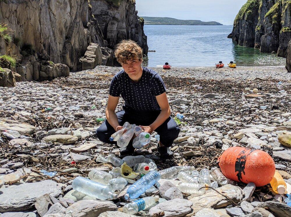 , Proyecto para retirar Microplásticos del agua gana el Premio Google de Ciencias