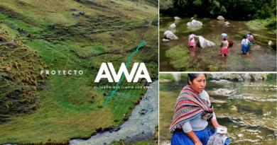 , AWA: El jabón de lavar ropa que ayuda a limpiar los ríos en Perú