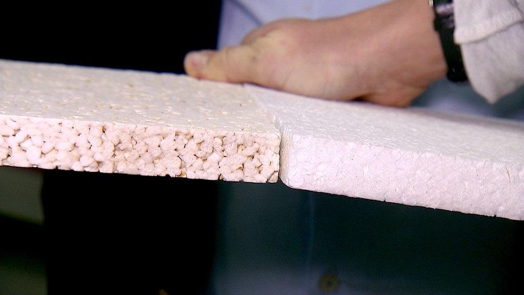 Científicos alemanes crean envases de palomitas para reemplazar el poliestireno