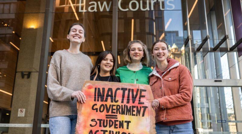 Corte australiana determina que el gobierno tiene el deber de proteger a los jóvenes de la crisis climática