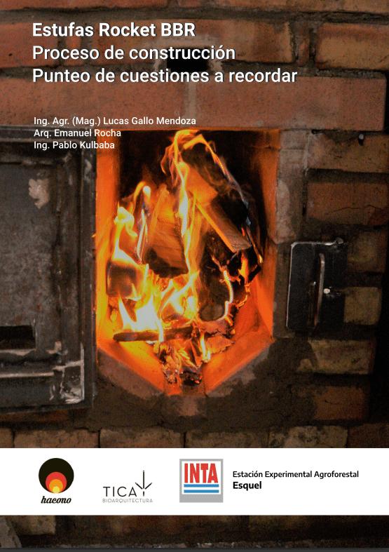 , Colección de libros: uso eficiente del fuego, estufas rocket, rusas y más