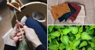 , Telas de fibra de ortiga: no pican y son más resistentes que el algodón