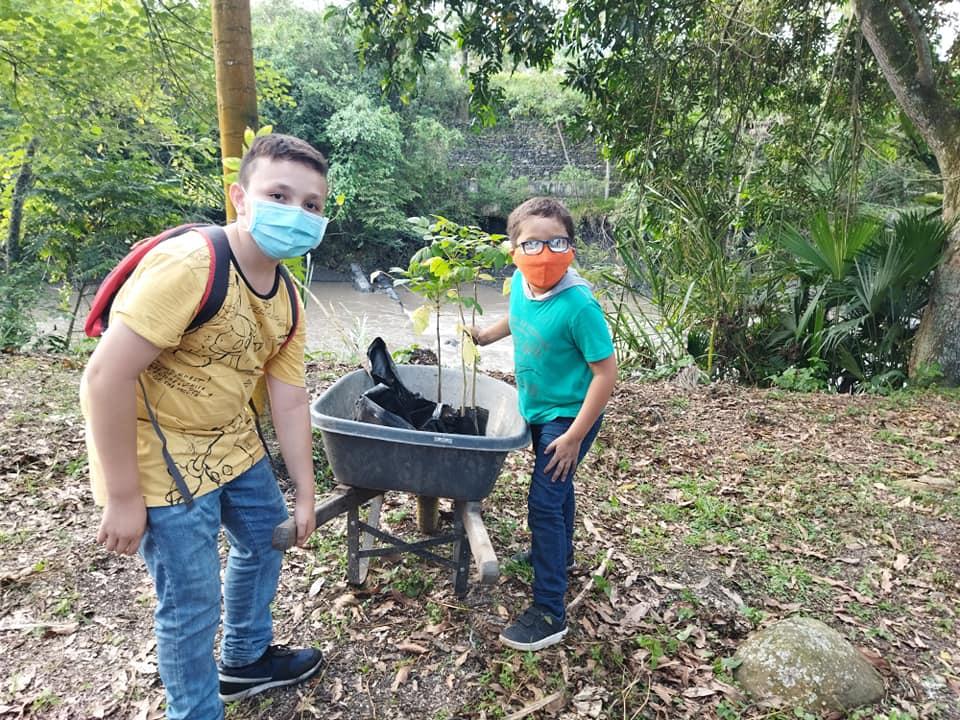 , Francisco, el niño ambientalista de 11 años que ya es un líder Internacional