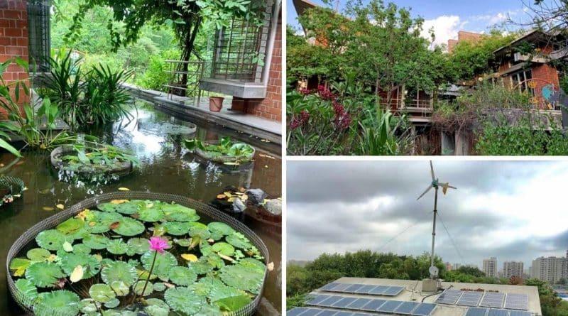 , Esta casa autosustentable no paga agua ni electricidad desde hace 8 años